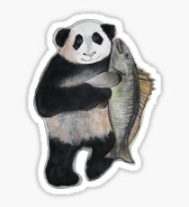 The Panda and the Mangrove  Sticker