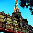 The Eiffel Tower by Hugster62