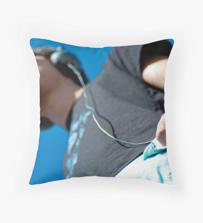 Breitling Throw Pillow