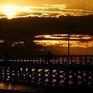Sunset @ Moonta Bay 2 by elizabethrose05
