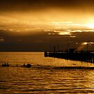 Sunset @ Moonta Bay 3 by elizabethrose05