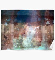 Poseidon's Temple Poster
