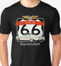 Get Your Kicks on 66 Unisex T-Shirt