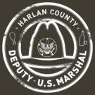 Harlan County Deputy US Marshal Grunge by godgeeki