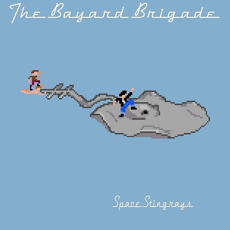 Space Stingrays by BayardBrigade