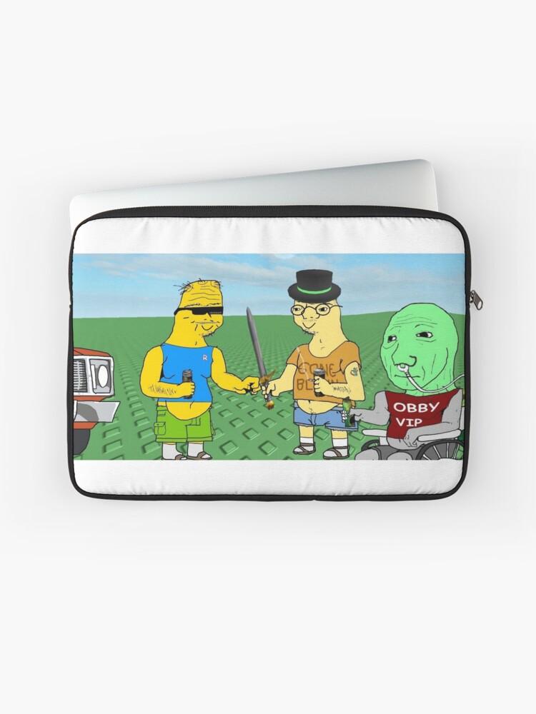 Roblox Boomer Meme   Laptop Sleeve