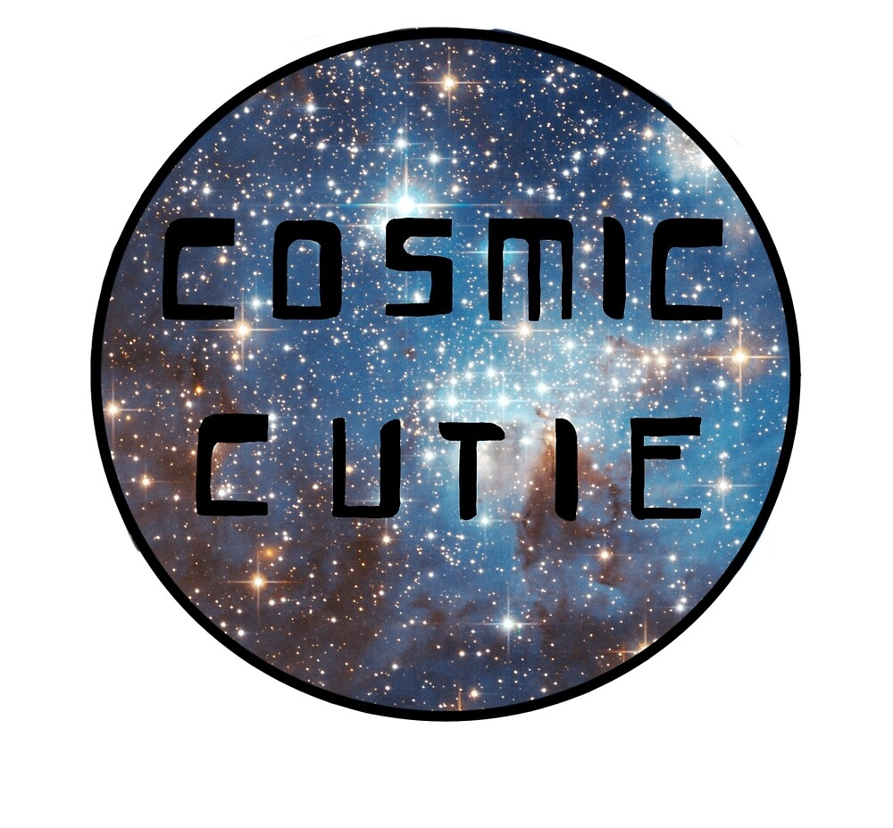 Cosmic Cutie by suckulent