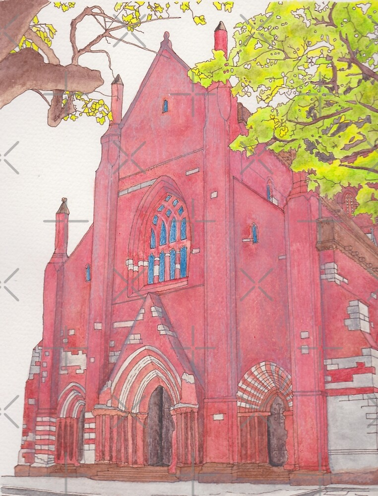St Magnus's Cathedral, Kirkwall by soletlune
