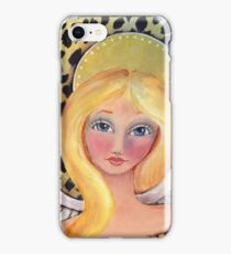 Whimiscal Angel iPhone Case/Skin