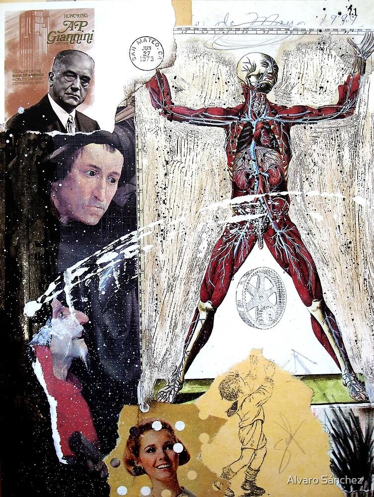DE COMO SE FABRICAN LOS SANTOS (How to build saints) by Alvaro Sánchez