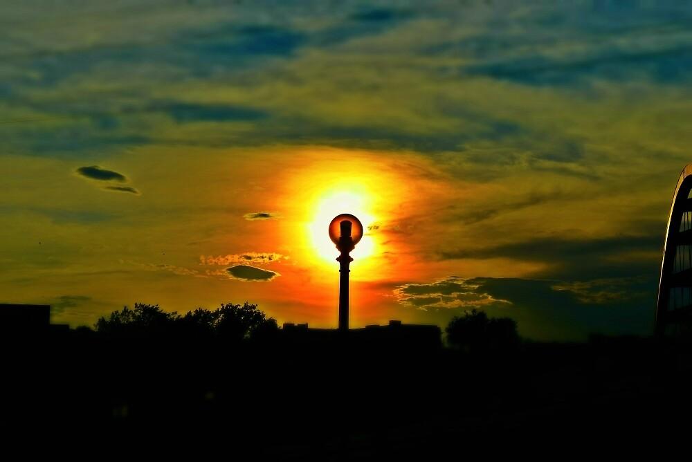 Colorado sunset by Jackson Killion