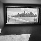 Alcatraz view by John Violet