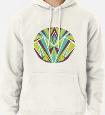 Crazy Shapes  Pullover Hoodie