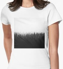 A Wilderness Somewhere Women's Fitted T-Shirt