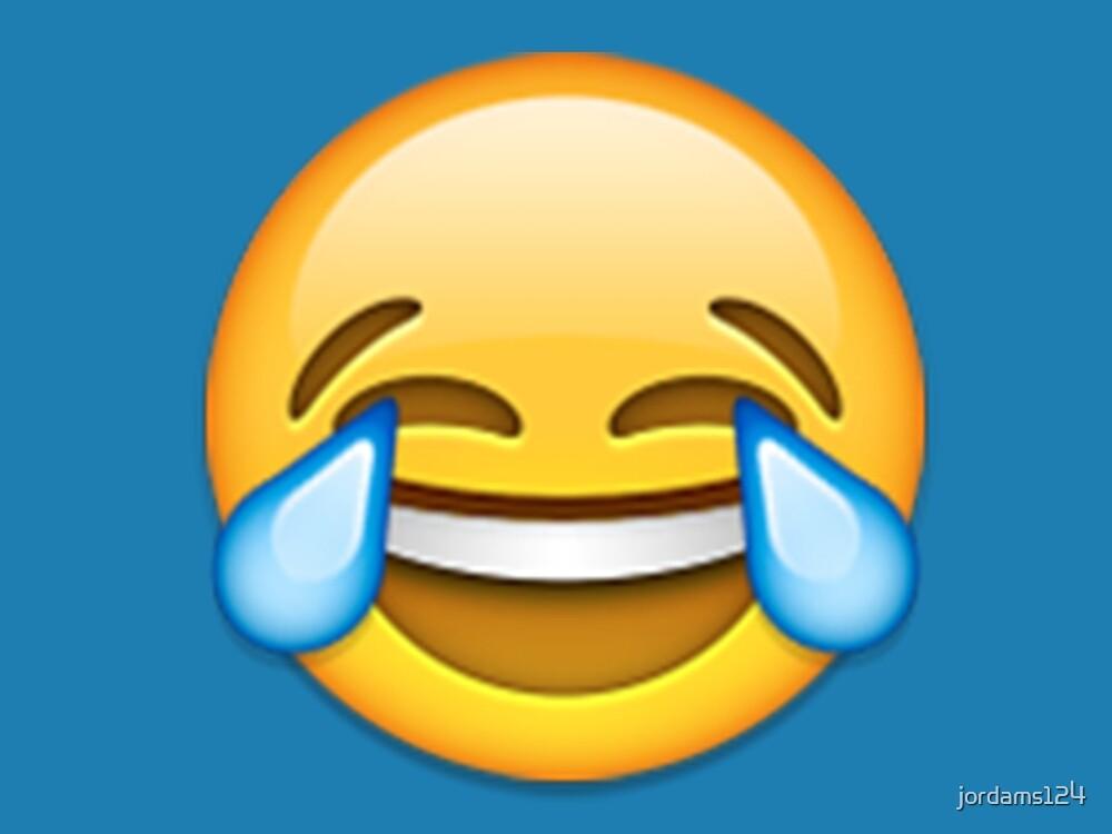 Laughing Emoji by jordams124
