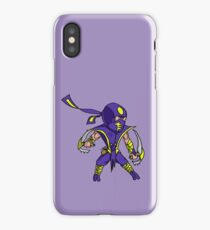 Magic vs. Zombies: The Rogue iPhone Case/Skin