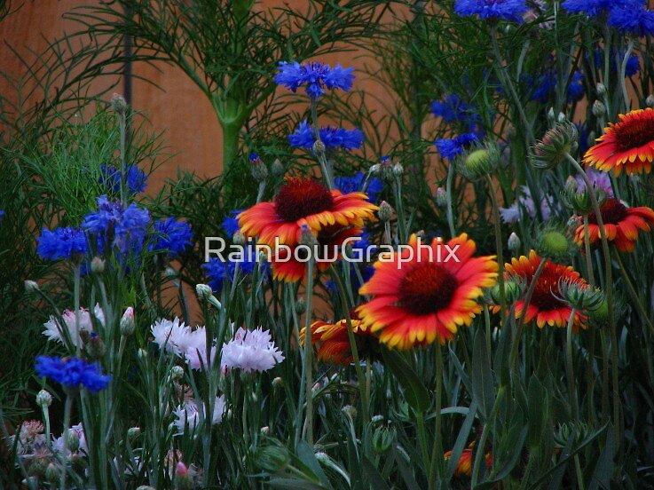 Flowers by RainbowGraphix