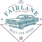 Ford Fairlane 1967 - Built for Speed von SAVALLAS
