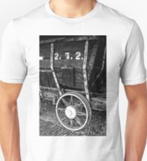 Vintage Original 18th Century Mining Train T-Shirt