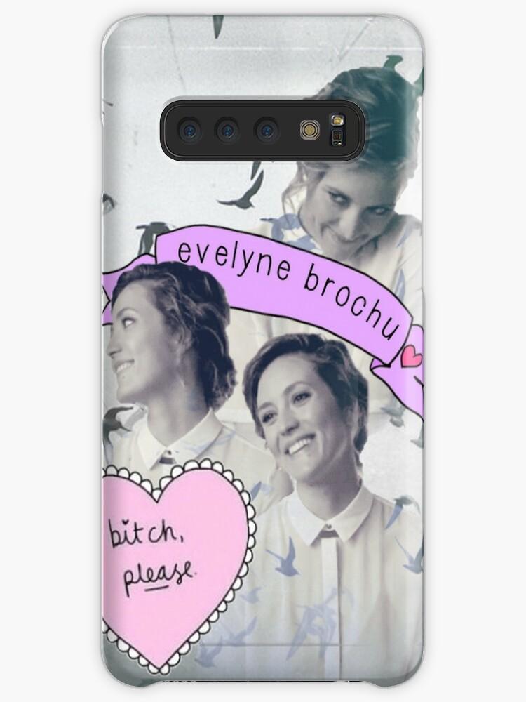 Evelyne Brochu  by badassbrochu