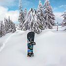 SNOWBOARD von gmarreta