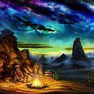 «El ritual astral» de Johannes Kert Roots