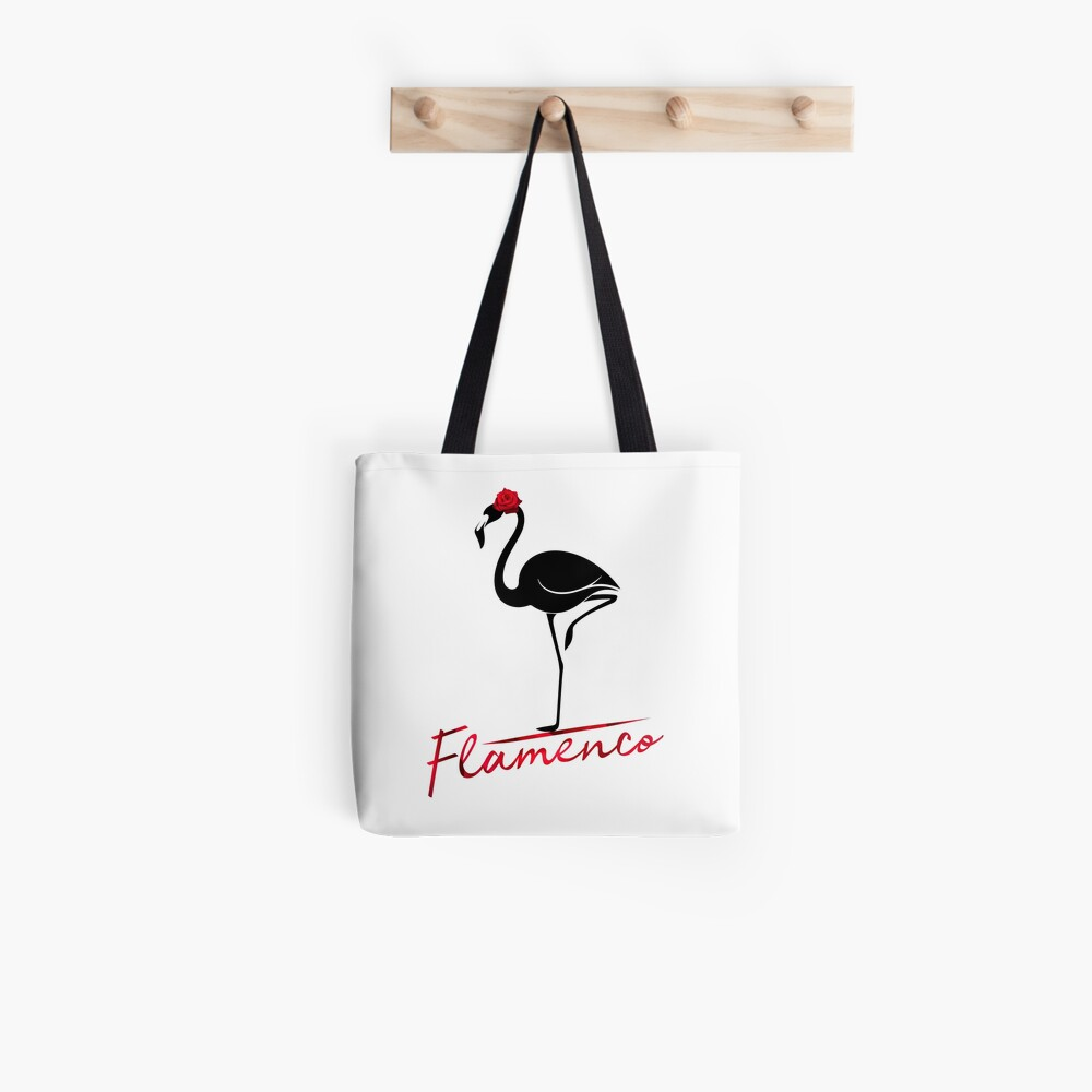Flamenco Bolsa de tela