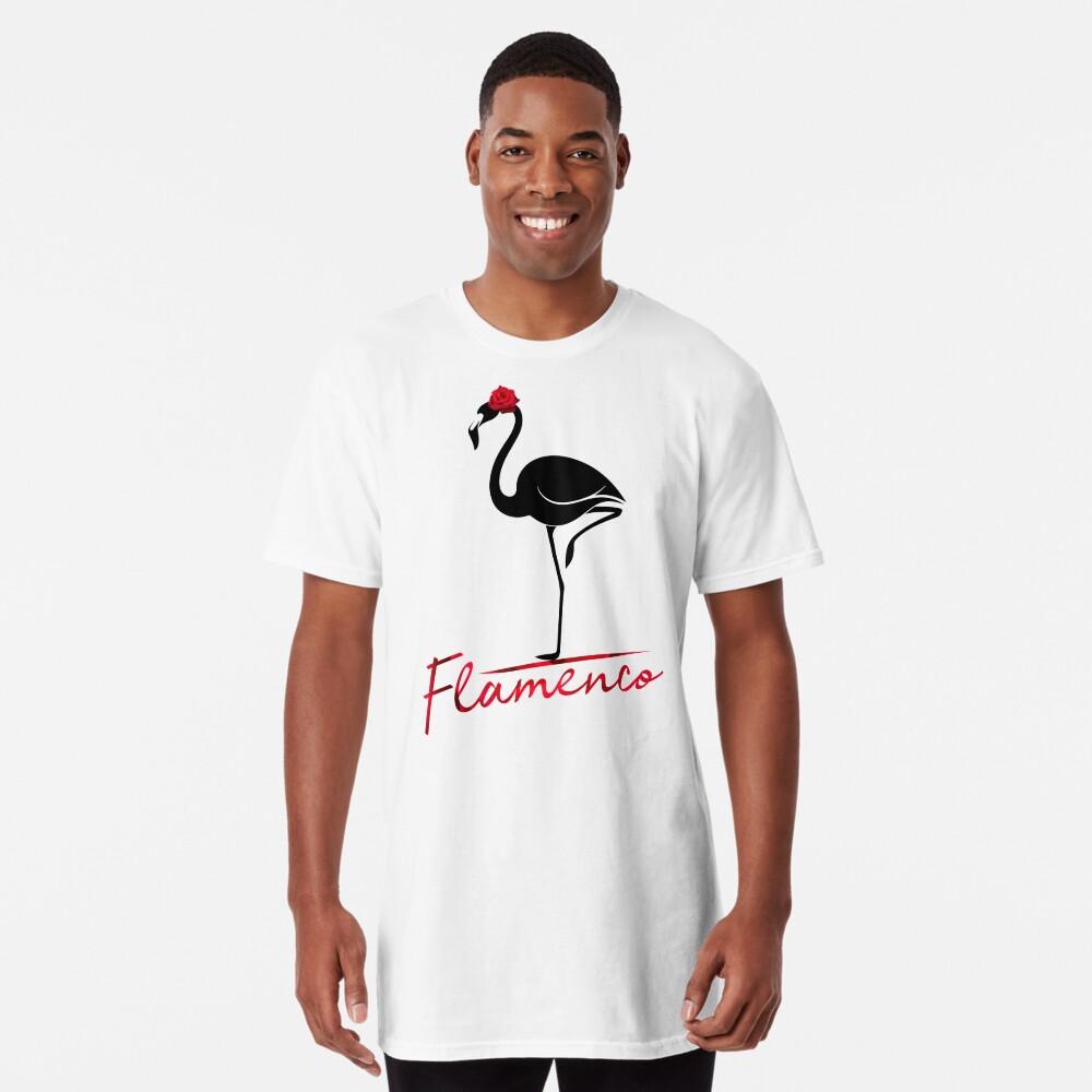 Flamenco Camiseta larga