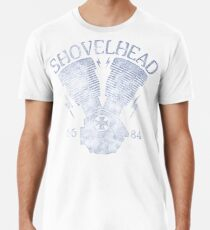 Shovelhead Motorcycle Engine Premium T-Shirt