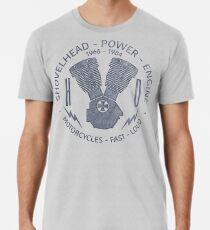 Harley Davidson Shovelhead Power 1966 - 1984 Premium T-Shirt