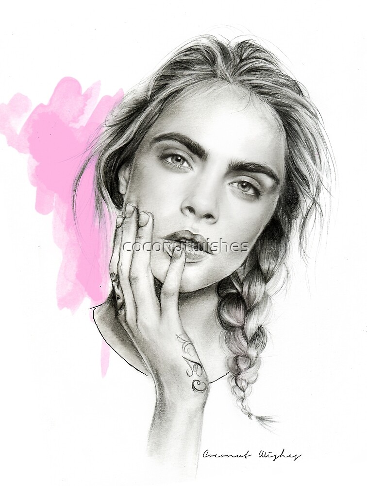 Cara Delevingne by coconutwishes