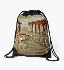 Sea of Souls Drawstring Bag