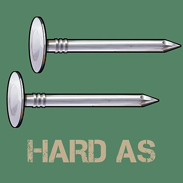 Hard as nails by DrawnToTheSea