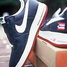 Air Force 1 lo - Puerto Rico by Gerald Watson