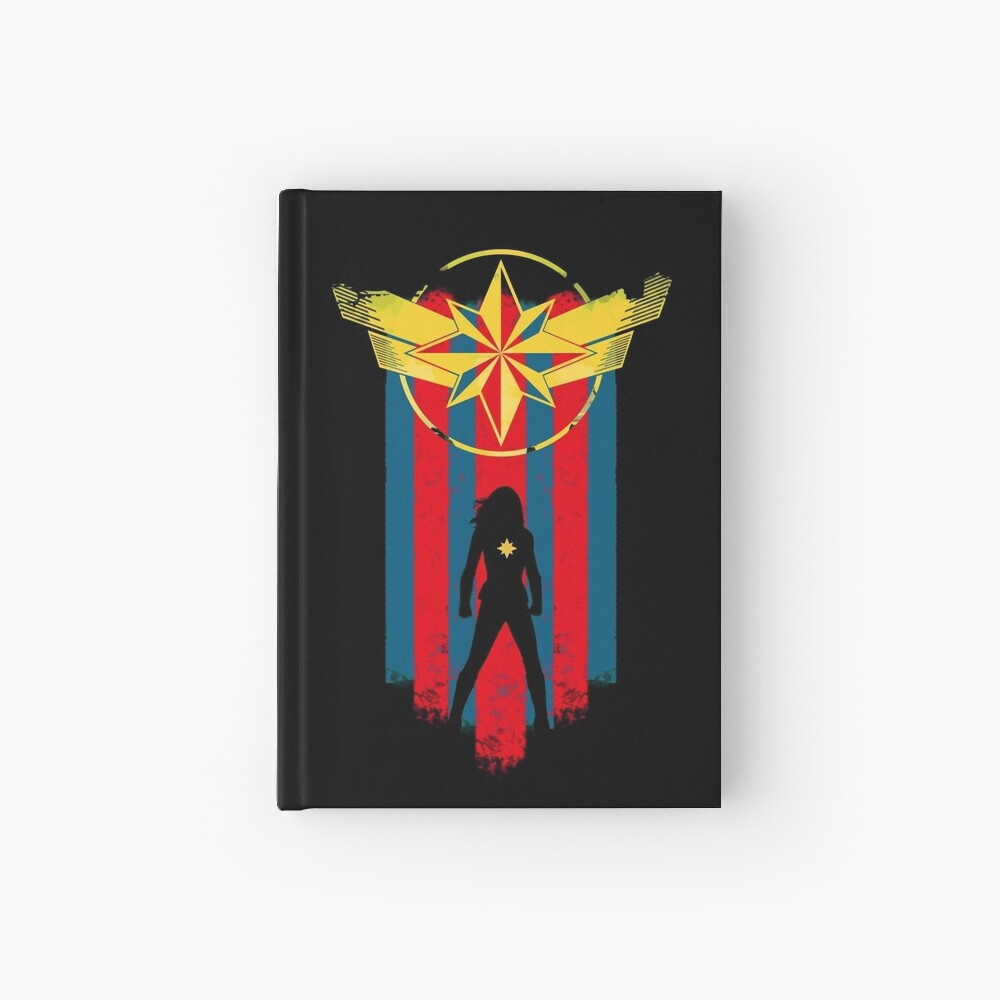 A Real Heroine Hardcover Journal