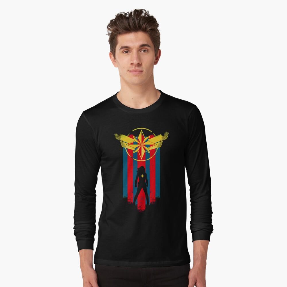 A Real Heroine Long Sleeve T-Shirt
