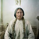 Sitting Bull by D.F. Barry, ca1883, Dakota Territory von Mario  Unger