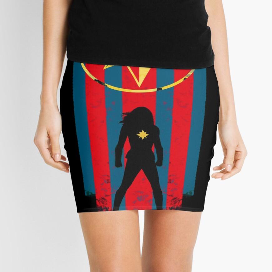 A Real Heroine Mini Skirt