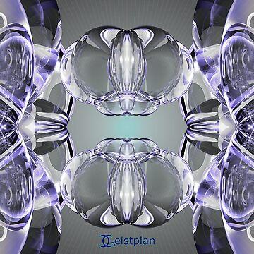 """Mandala """"Waterworld"""" von Geistplan"""