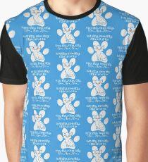 Soft Kitty TBBT Theme Grafik T-Shirt