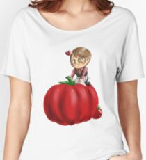 Hannibal vegetables - Tomato Women's Relaxed Fit T-Shirt
