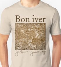 Bon Iver - For Emma, Forever Ago Slim Fit T-Shirt