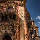 Passeggiando per Ragusa Ibla by Andrea Rapisarda