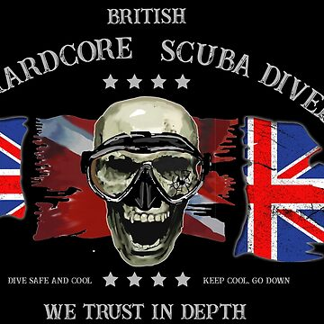 Diver British Extreme Diver - UK by matches1