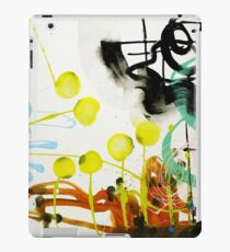 In the countryside iPad Case/Skin