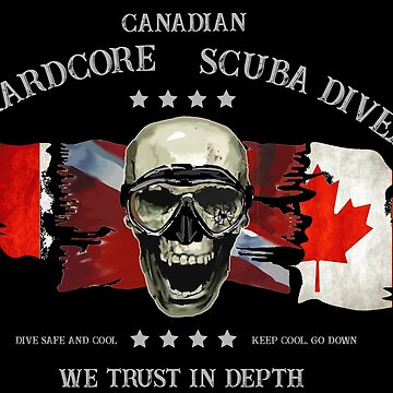 Diver Canadian Extreme Diver - Canada by matches1