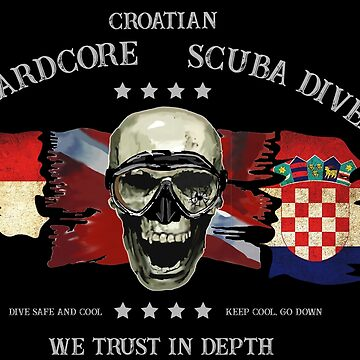 Diver Croatian Extreme Diver - Croatia by matches1