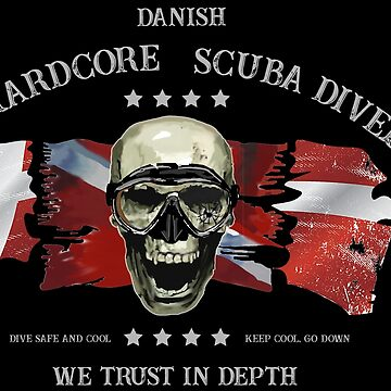 Diver Danish Extreme Diver - Denmark by matches1