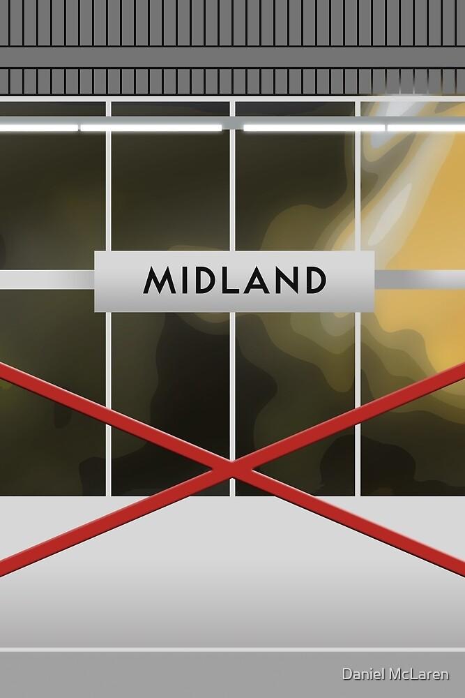 MIDLAND RT Station by Daniel McLaren