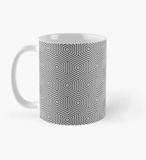 hexagon cells Mug